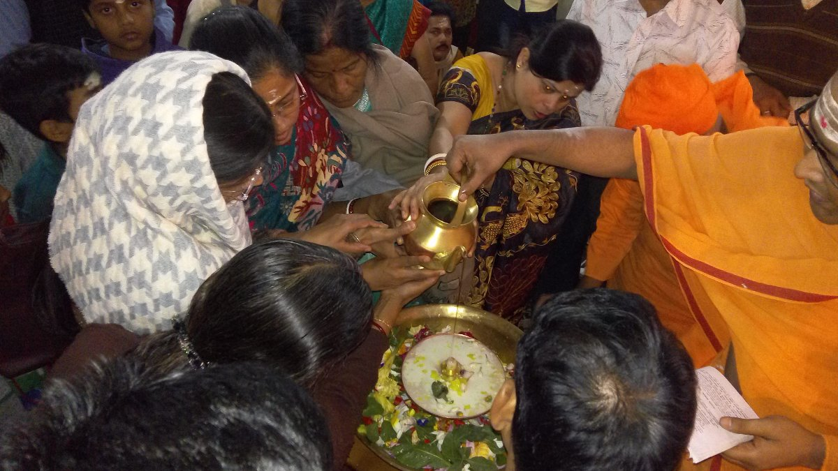 Maha Shivaratri Puja - 24 Feb 2016