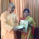 Smt. Renuka Kumar, IAS, Women & Child Welfare, Govt. of UP